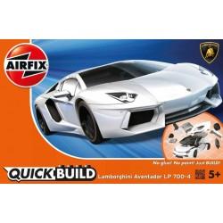 QUICKBUILD LAMBO AVENTADOR LP 700-4 LEVEL 1!