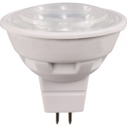 12 Gu5.3 LED lamp met reflector 450lm