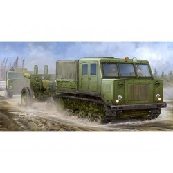 RUSSIAN AT-S TRACTOR 1/35