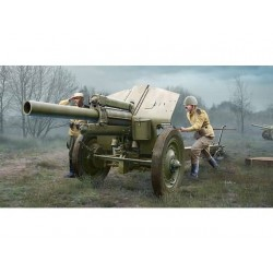 SOVIET 122MM HOWITZER 1938 M-30 LATE VERSION 1/35
