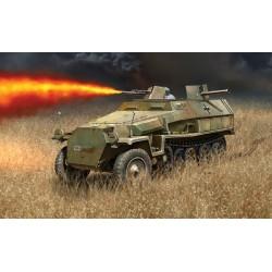 Sd.Kfz.251/16 Flammpanzerwagen 1/72