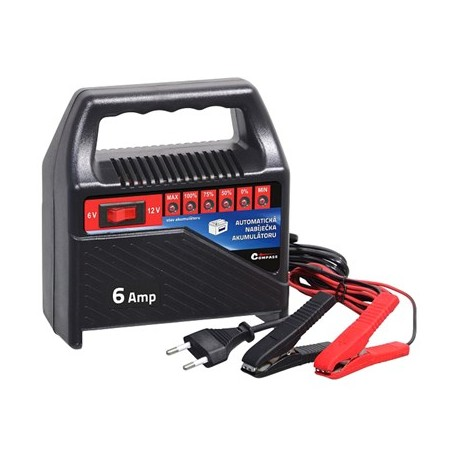 6 Ampere autoacculader