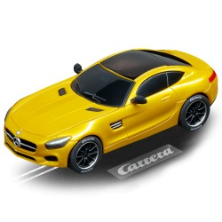 Carrera GO slot car Mercedes AMG GT 1/43