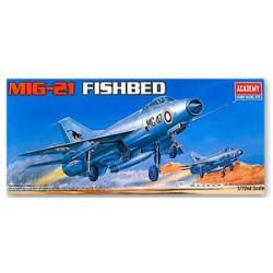 MIG 21 FISBED 1/72
