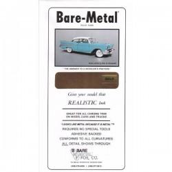 Bare Metal Foil gold 15x30cm
