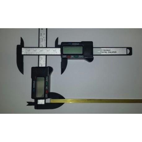 carbon digitale schuifmaat res .01mm