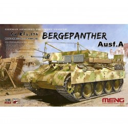 GERMAN BERGEPANTHER AUSF.A 1/35