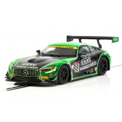 Slotrace auto Mercedes-AMG GT3 1/32