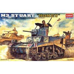 M3 STUART HONEY 1/35
