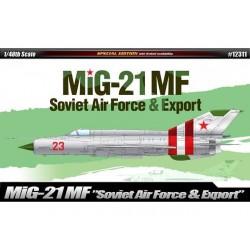 MIG-21 MF SOVIET AIR FORCE 1/48