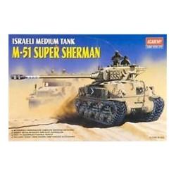 ISRAELI M-51 SUPER SHERMAN 1/35