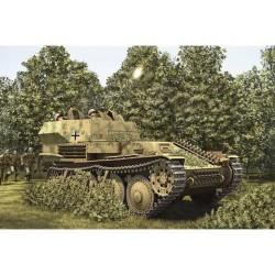 GERMAN 2CM FLAK 38 PZ.KPFW. 38 1/35