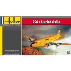 DC-6 SECURITE CIVILE 1/72