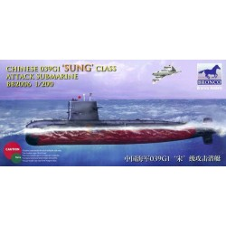 "CHINESE 039G1 ""SUNG"" SUBMARINE 1/200"