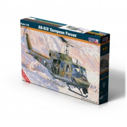 AB-212 EUROPEAN FORCES 1/72