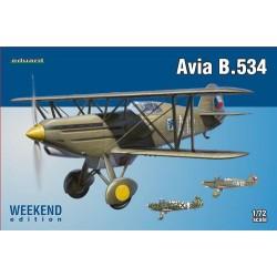AVIA B.534 4.SERIE 1/72