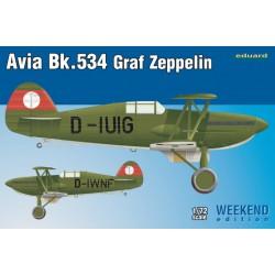 AVIA BK.534 GRAF ZEPPELIN 1/72