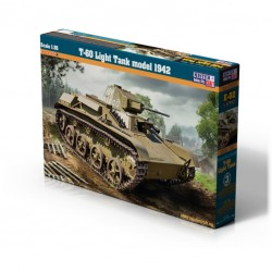 RUSSIAN T-60 LIGHT TANK 1/35