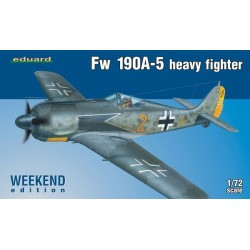 FW 190A-5 HEAVY FIGHTER 1/72