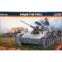 PZKPFW T-60 743(R) 1/35
