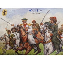 RUSSIAN TEREK COSSACKS 1/72