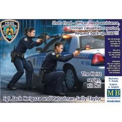NEW YORKSE POLITIE V.S. WINKELDIEF 1/24