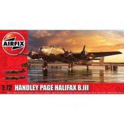 HANDLEY PAGE HALIFAX B.III 1/72