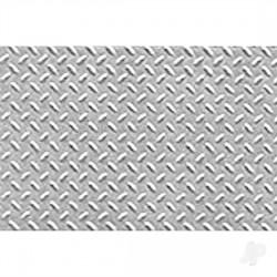 Kunstof traanplaat HO-schaal 19x30,5cm 0,5 dik 2st.