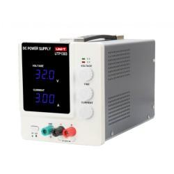 Lab voeding 0-30V 0-5A digitale uitlezingen