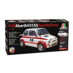 FIAT ABARTH 695SS 1/12 L-25CM