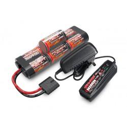 Traxxas TRX2984G NiMH accu/lader starterset 230V HUMP-VERSIE