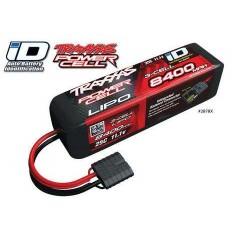 TRX2878X LiPo iD Power Cell Accu 8400mAh 11.1v 3S 25C ID-plug