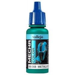 Mecha color metallic green 17ml.