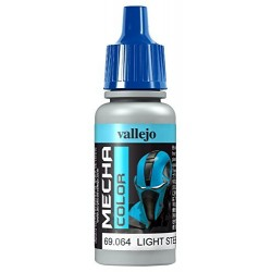 Mecha color light steel 17ml.