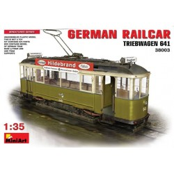 GERMAN TRAMCAR 641 1/35