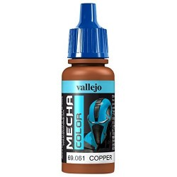 Mecha color copper 17ml.