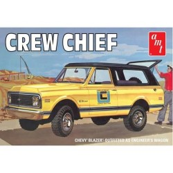 1972 CHEVY BLAZER CREW CHIEF 1/25