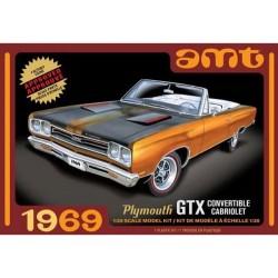 1969 PLYMOUTH GTX CONV. CABRIOLET 1/25