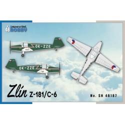 ZLIN Z-181 / C6 1/48