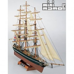 Klipper Cutty Sark L-342mm H-210mm 1/250