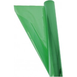 doorzichtig folie 54x122cm Groen