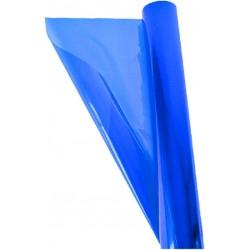 doorzichtig folie 54x122cm Donkerblauw