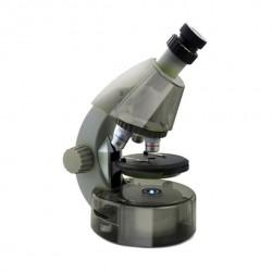 microscoop tot 640x zoom incl experimenteerkit K50