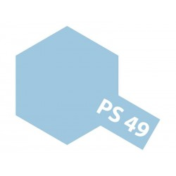Polycarb spuitbus metallic blue PS-49 100ml.