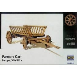 FARMERS CART, EUROPE WWII 1/35