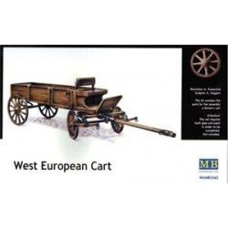 WEST EUROPEAN CART 1/35