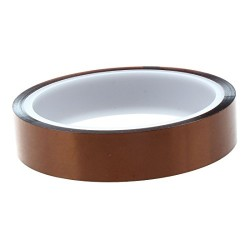 Kapton tape 20mm 30mtr max 280'C
