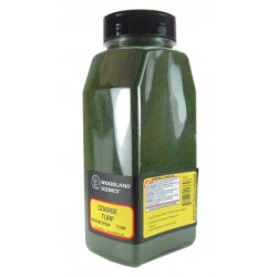 Coarse Turf/ Flock Medium Green Shaker 945cm³  T1364