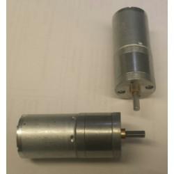 Vertragingsmotor 6-12V 165-330tpm