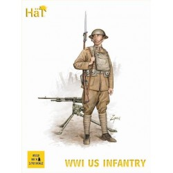 WWI US UNFANTRY 1/72